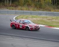 CAR Challenge på Rudskogen 2018-10-06