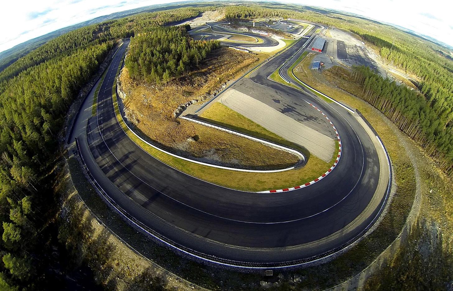 INSTÄLLT!  - CAR Challenge samt Stradale i Norge