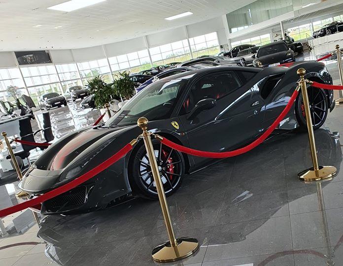 Träff på Platinum Cars