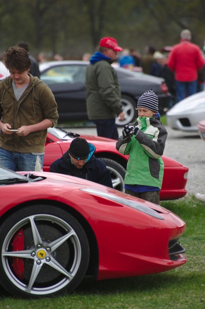 Italienska bildagen inställd