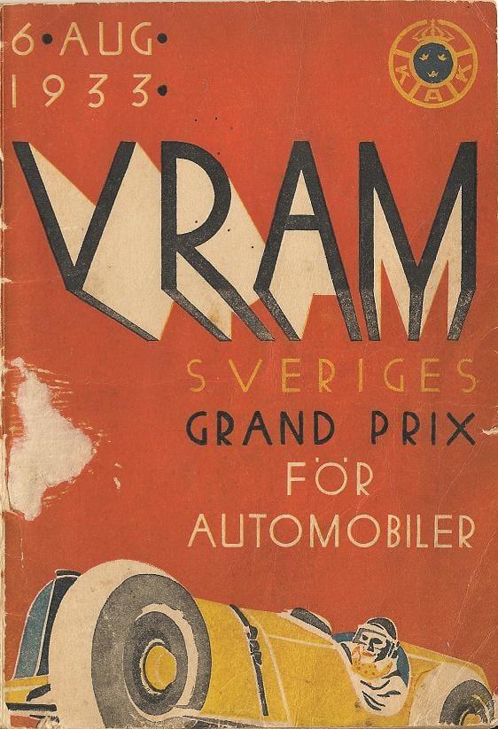 Vrams Grand Prix